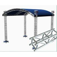 China Small Stage Lighting Truss , Spigot Truss , Concert Stage Roof Truss wholesale