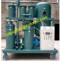 China Vacuum High Viscosity Lube Oil Purifier Plant,lubricants Oil Purification Machinery on sale