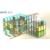 Buy cheap Stacker crane combined with shuttle, shuttle racking system, ASRS solution from wholesalers