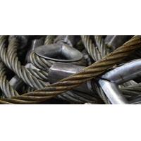 China 7*19 Steel Wire Rope for Marine on sale
