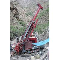 Quality Easy Operation Mobile Crawler-Mounted Diamond Surface Full Hydraulic Core Drilling Rig for sale