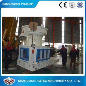 China Wood Sawdust Pellet Mill Ring Die Pellet Machine for Animal Feed wholesale