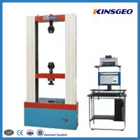 China Double Pole Pull Testing Equipment Compressive Strength Testing Machine with speed 500mm/min wholesale