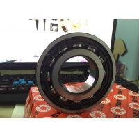 China 7211B/DF FAG Bearing 55 × 100 × 42 mm High Rotating Speed Combined Radial Axial Loads wholesale