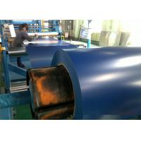 China Color coated aluminum coil/sheet for roofing and cladding system with all color in china wholesale