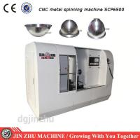 China cooking pot spinning machines CNC Polishing Machine with touch screen input wholesale