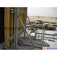 China Crane Lifted Jump Form Formwork 70cm Working Platform Width For Core Wall wholesale