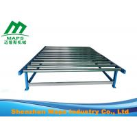 China Exchange Direction Table Roller Conveyor Systems , Industrial Conveyor Systems wholesale