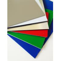 China Colorful Marble / Wooden Like ACP Aluminium Composite Sheet Aluminum Ceiling Panels wholesale