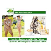 China Meal Replacement Smoothies For Weight Loss , 6 Days Diet Milk Tea Powder wholesale