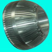 China Automobile Engine gravity aluminium die casting Components with reaming and threading  on sale