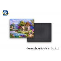 China Promotional Item 3D Lenticular Magnet / PET Material Fridge Magnets wholesale