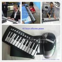 China 2012 hot selling 61keys roll up piano for promotion! wholesale