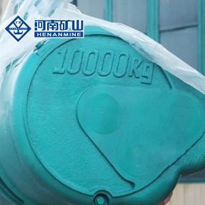 China 10t 16t 20t CD MD 20m/min Q235B Electric Wire Rope Hoist on sale