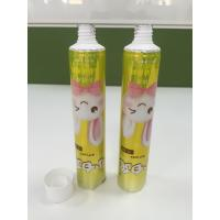 China 20-100g laminated tube flexible packaging with full offset printing wholesale