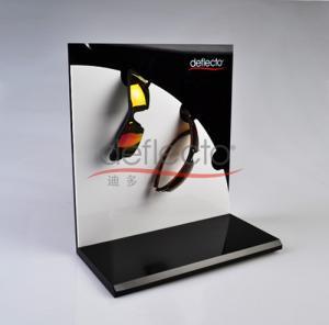China Deflecto Acrylic Sunglass Display Case wholesale