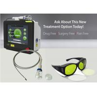 China Affordable 980Nm Diode High Intensity Laser Therapy Equipment Back Treatment wholesale