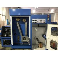 China Industrial Custom Wire Drawing Machine 22KW Main Motor Low Power Consumption wholesale