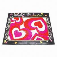 China Laptop Sticker/Skin with Non-stick Dirt, Made of Laser Paper and Acrylic wholesale
