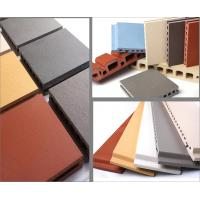 China Thermal Insulated Exterior Wall Panels Flame Retardant With Hollow Structures wholesale