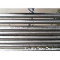 Grade TP304 Stainless Steel Heat Exchanger Tube , ASTM A249 Stainless Steel Welded Pipe
