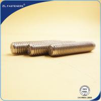China A2-70 Drawn Arc Weld Studs RD / PD Type ISO 13918 Stainless Steel 304 wholesale