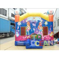 China Customized Dance Girl Inflatable Jumping Castle For Teenager gurls party Outdoor Play wholesale