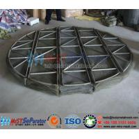 China Knitted Mesh Oil Separator, Mist Eliminator, Mist Separator, Wire Mesh Demister Pad wholesale