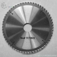 China TCT Circular Saw Blade for Cutting Miscellaneous Wood and Plywood wholesale
