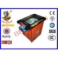 Double Coin Operated Cocktail Arcade Machine With 22 Inch LCD Screen