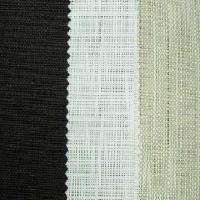 China Block-out Fabrics with Nontoxic/Environment-friendly Glue Coating, Comes in Various Colors wholesale