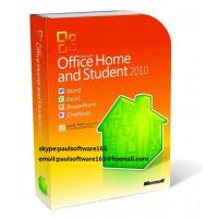 Wholesale Microsoft Office 2010 Home and Student HS Product Key Code from china suppliers