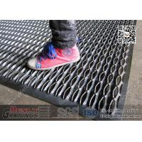 China 4m Length Metal Safety Grating With Serrated Surface | China Safety Grating Factory wholesale