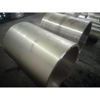 China 1.6981 21CrMoNiV4-7  Quenchied And Tempered Forged Sleeves Rough Machined wholesale