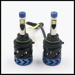 China CANBUS CREE 72W Car LED Headlight H1 H3 H7 H11 H16 5202 9005 9006 PSX26 Car Auto LED Fog Head Light Kit LED headlamp wholesale