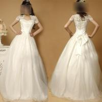 China A-Line Wedding Dress (AL-0017) wholesale