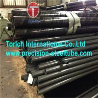 China GB/T 5312 Carbon / Carbon - Manganese Seamless Steel Tube Oiled wholesale