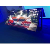 China Full Color Double Faces LED Display Screen Canbest P6 Big Advertising on sale
