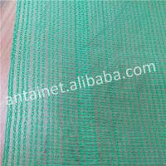 High Density Polyethylene HDPE Dark Black Agriculture Shade Net with UV