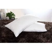 China Wholesale Cheap good filling Polyester Microfiber Filling Pillow For Hotel And Hospital wholesale