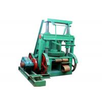 China Model 140 Honeycomb Coal Briquette Pressing Machine For Sawdust / Wood wholesale
