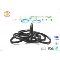 China Black Fuel Resistance NBR Nitrile O Ring For Fuel Spray Nozzle wholesale