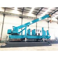 China ZYC460 Blue Hydraulic Static Pile Driver For Jacking Pile From T - Works wholesale