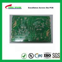 China 2L FR4 1.6mm OSP Quick Turn PCB Prototypes For Securit And Protection wholesale