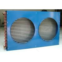 China 3.1MPa Copper Tube Fin Type Air Cooled Condenser / Dehumidifier Condenser With Customized wholesale