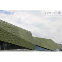 China Special Shape Glazed Terracotta Panels With Custom - Made Special Design wholesale