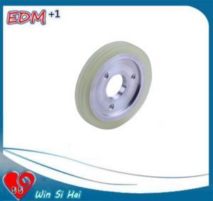 China 6EC100B404 /15EC100B404 N416 Fanuc EDM Spare Parts Grppve Tension Roller  104*30*14 wholesale
