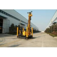 China Small diesel portable bore water well drilling machine new on sale