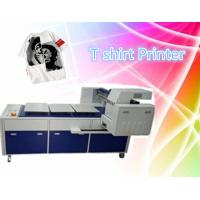 China Automatic Digital T Shirt Printer Logo Printing Machine For Direct To Garment A3 Size on sale