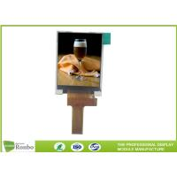 China 1.77 Inch 128*160 TFT LCD Panel 9Pin SPI interface Wearable LCD Display wholesale